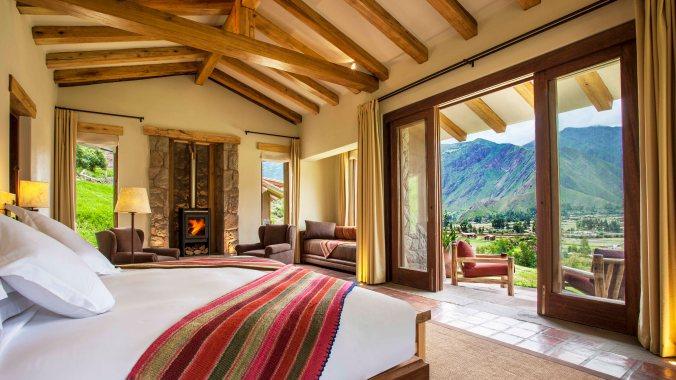 Inkaterra Hacienda Urubamba_Room
