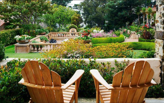 La Playa Carmel - Gardens
