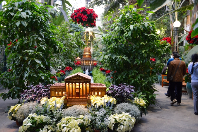 USBG Holiday Show - U.S. Supreme Court and U.S. Capitol