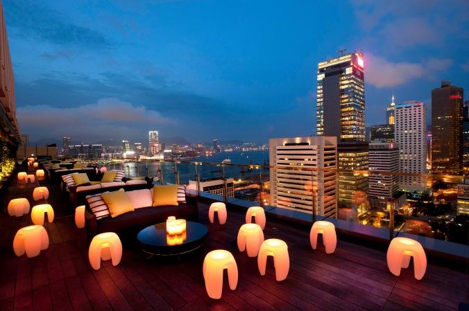 Y SEVVA Terrace 1